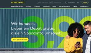 Comdirect Erfahrungen - Seriöser Anbieter?